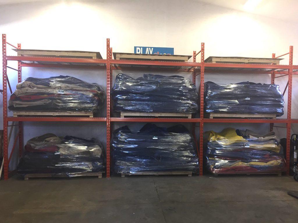 Shade Storage